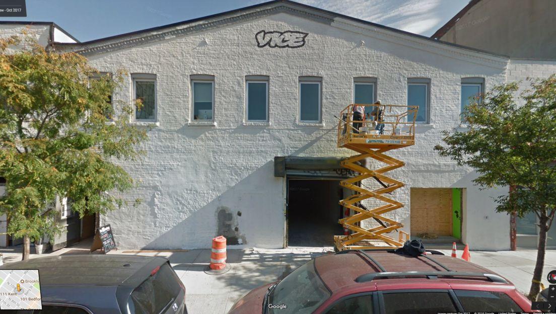 Vice Headquarters Image