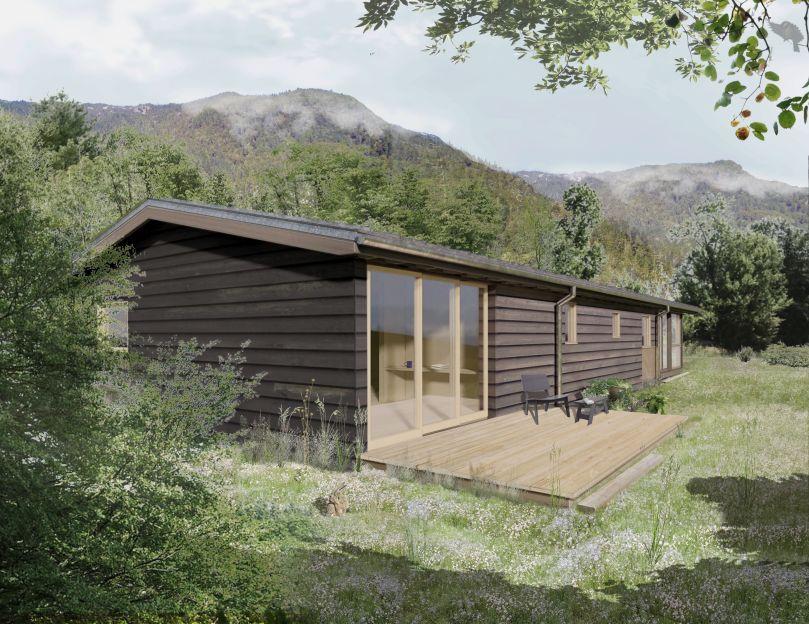 Phoenicia Cabin I (Under Construction) Image