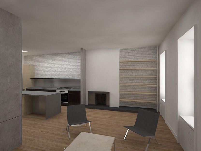 Correa Residence Image