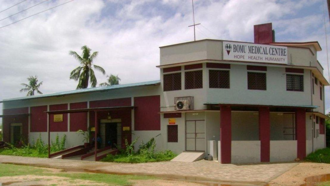 Likoni HIV Clinic Image